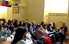 Participants in a seminar